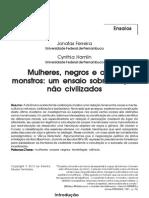 Mulheres, Negros e Outros Monstros by Ferreira & Hamlin