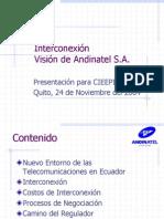 Presentación AND-CIEPPI Interconexión 23-11-04