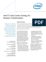 Data Center Strategy for Business Transformation Paper