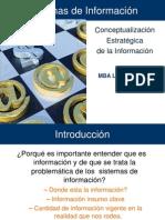 Conceptualizacion de la Información