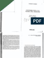 Contribucion a La Teoria Del Derecho Bobbio Segunda Parte Cap.xiv