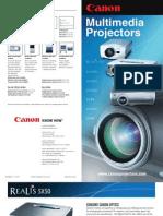 Projector Spec 2847