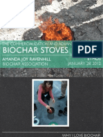 All About Biochar Costa Rica Lucis World Stove 250512