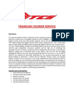 Tranzum Courier Service Final