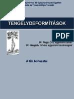 TENGELY DEFORMITASOK_