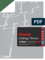 Catalogo Tecnico Sistemas Construtivos