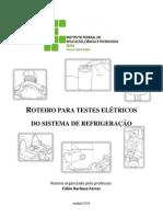 Roteiro Para Testes Eletricos