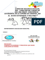 Decalogo Anti Bullying