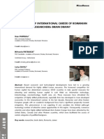Ej810610 Tendencies of International Career of Romanian