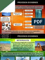 Procesos Exogenos