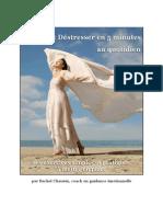 Comment Destresser en 5 Minutes Au Quotidien - R. Chauvin