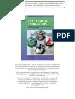 2012 Ecol_Ind Delphi Based Change Assessment in Ecosystem Services Values