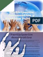 Participación Democrática y Partidos Políticos