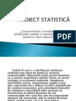 PROIECT STATISTICĂ-telefonia mobila