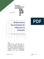 EA04-021999ExprimIncertMasEtalonariRo