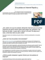 Comoganardineroporencuestaseninternet.com-Ganar Dinero Por Encuestas en Internet Rapido y Gratis
