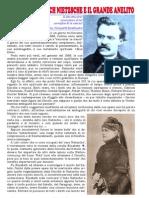 Piero Cammerinesi - Friedrich Nietzsche e Il Grande Anelito - L'Archetipo