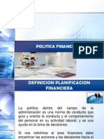 diapos politica financiera