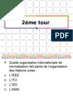 02. QUIZ - INF-3100 - Deuxième Tour