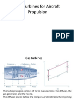 Gas Turbines for Aircraft Propulsion Chapter 9.9-10