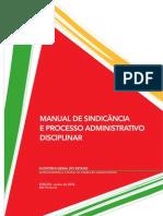 Manual Sindicancia Processo Administrativo Disciplinar