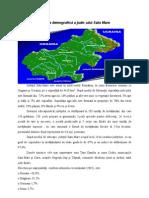Analiza demografică a județului Satu