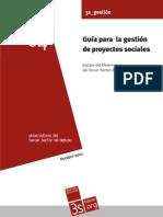 Guia de gestión de proyectos sociales