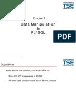 Chap 2 Data Manipulation