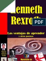 Kenneth Rexroth - Las Ventajas de Aprender
