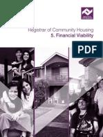Financial Viability Web