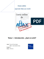 AJAX Extracto Tema1