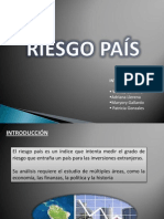 RIESGO PAIS