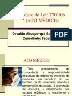 Ato Medico Osvaldo Albuquerque