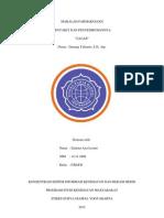 Makalah Farmakologi (Zainina Ayu Lestari 14.11.2808)