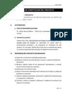 1. Blank Project Charter(español)