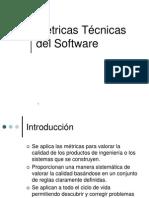 Metricas Tecnicas Del Software
