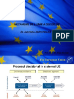 Proceduri Legislative UE