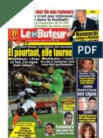 LE BUTEUR PDF du 27/05/2012