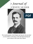 The Journal of Joseph White Musser