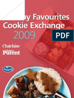 Cookie Recipe Book