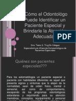 Identificar Pacientes Especiales