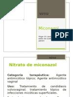 Miconazol