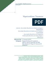 Diretrizes Clínicas na Saúde Complementar - Hipotireoidismo, Tratamento
