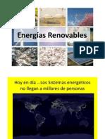 enegia renovables
