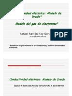 Modelo Del Gas de Electrones