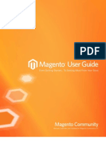 Magento Community 1-7 User Guide