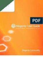 Magento Community 1-7 User Guide