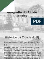 Geografia Do Rio de Janeiro