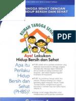 Leaflet Seri 10 PHBS