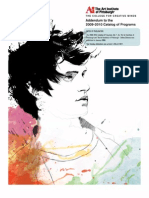 AI Student Handbook, Catalog, Fall 2010